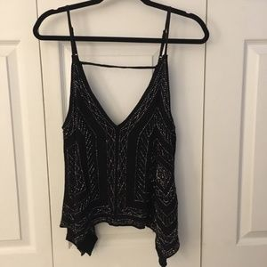 Free People On The Line Embellished Cami
